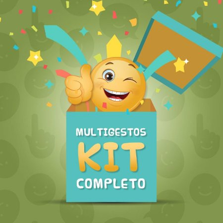 [KIT] Completo MultiGestos