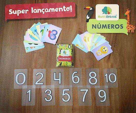 MultiGestos - Números