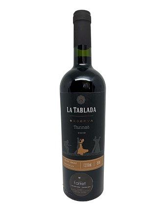 Vinho Tinto La Tablada Reserva Tannat 750mL