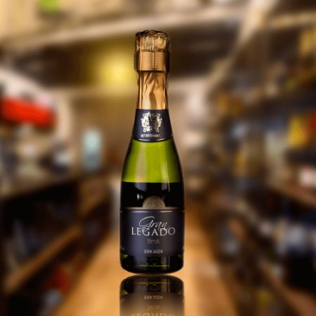 ESPUMANTE MINI BRUT GRAN LEGADO 187ML