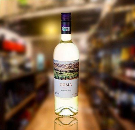 Vinho Branco Torrontes Cuma Orgânico 100% 2016 750mL