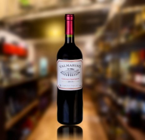 Vinho Tinto Cabernet Sauvignon Valmarino 750ml