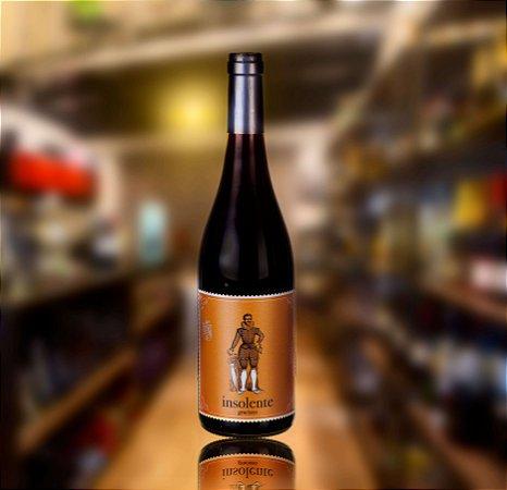Vinho Tinto Insolente Graciano Rioja 13,7% 750mL