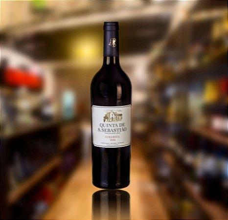 Vinho Tinto Quinta de São Sebastião Colheita 2016 - 750mL