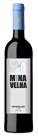 Vinho Tinto Mina Velha 2018 750mL