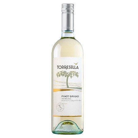Vinho Branco Pinot Grigio Toressella 2016 Doc 750mL