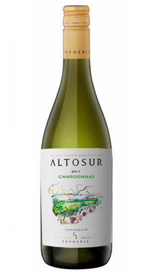 Vinho Branco Chardonnay Reserve Alto Sur 2018 750mL