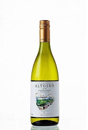 Vinho Branco Chardonnay Reserve AltoSur Sophenia 2018 750mL