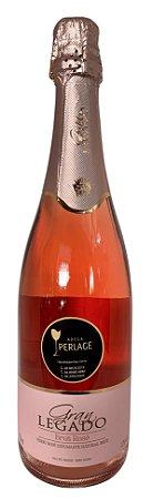 Espumante Brut Rosé Gran Legado Charmat 750mL