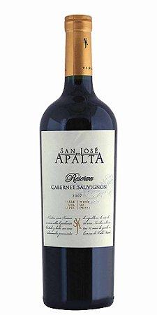 Vinho Tinto San José de Apalta Gran Reserva Cabernet Sauvignon 2010 750mL