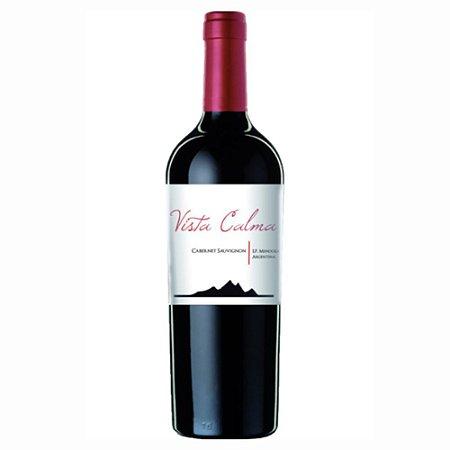 Vinho Vista Calma Cabernet Sauvignon 2015 750ml