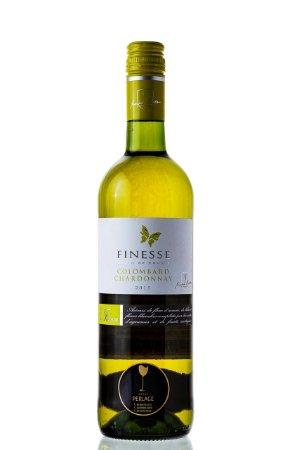 Vinho Branco Joseph Castan Finesse Colombard Chardonnay IGP 750ml