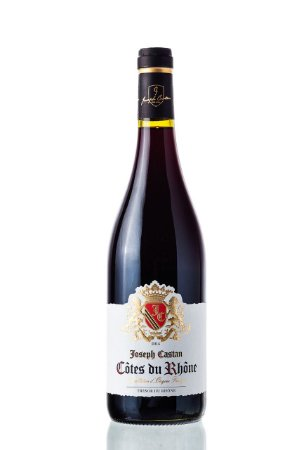Vinho Tinto Côtes du Rhone Joseph Castan 2014 750ml