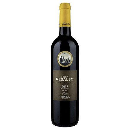 Vinho Tinto Finca Resalso 2017 750mL