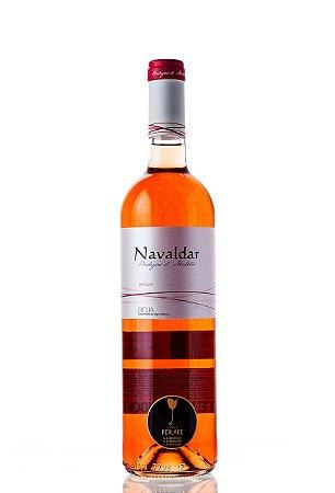 Vinho Rosé Navaldar Bodegas D Mateos Doc Rioja 2017 750mL
