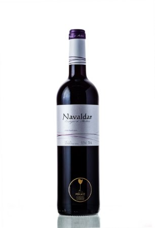 Vinho Tinto Navaldar Bodegas D Mateos Tempranillo Doc Rioja 2018 750mL