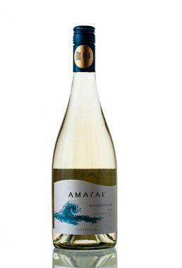 Vinho Branco Amaral Sauvignon Blanc Reserva Montgras 2018 750ml