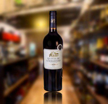 Vinho Tinto Quinta de São Sebastião Reserva 2014 - 750mL