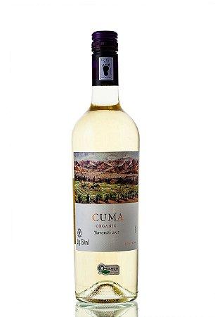 Vinho Branco Cuma Torrontes 100% Orgânico 750mL