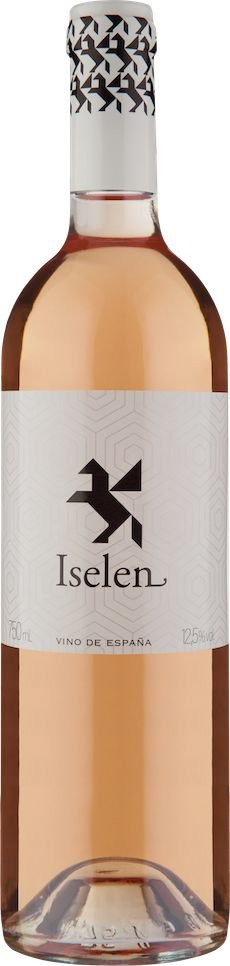 Vinho Rose Iselen 750mL