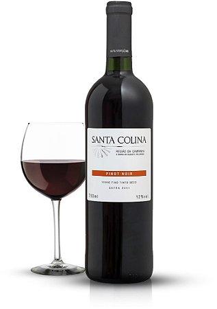 Vinho Tinto Santa Colina Pinot Noir 750mL