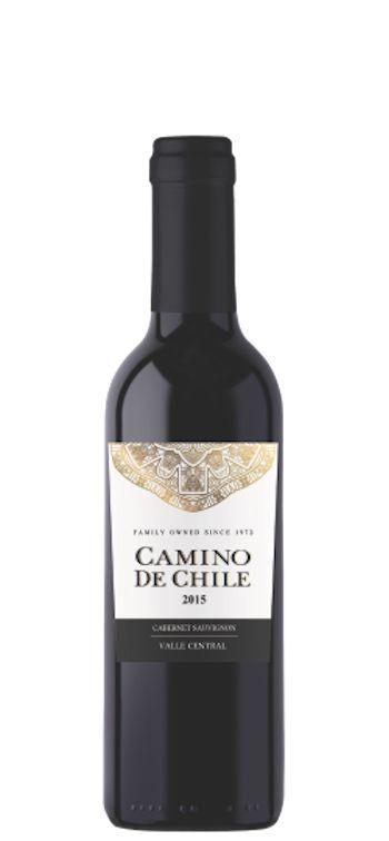 Vinho Tinto Camino de Chile Cabernet Sauvignon 375mL