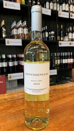 Vinho Branco Confidencial 2019 750ml