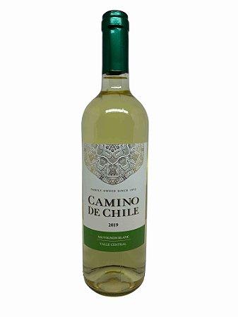 Vinho Branco Camino de Chile Sauvignon Blanc 750mL