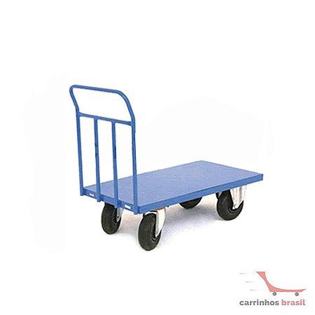 Carro plataforma 400 kg pneumático  420