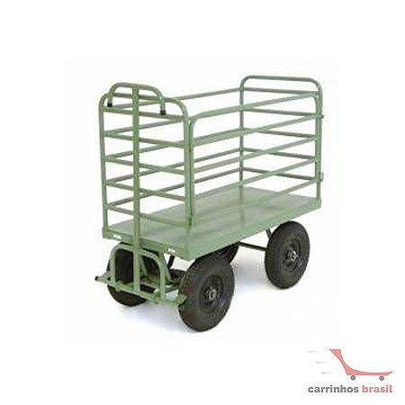 Carro plataforma 600 kg  522