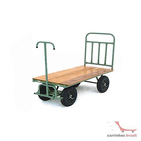 Carro plataforma 800 kg 520/m 1 aba