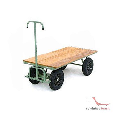 Carro plataforma 800 kg 520/sm