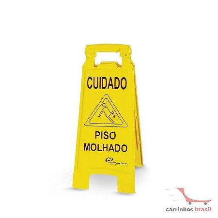 Placa sinalizadora PL2000