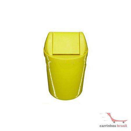 Lixeira coletora 14  litros  CS24AM