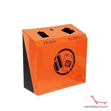 Coletor Pilhas e Baterias MIX 2