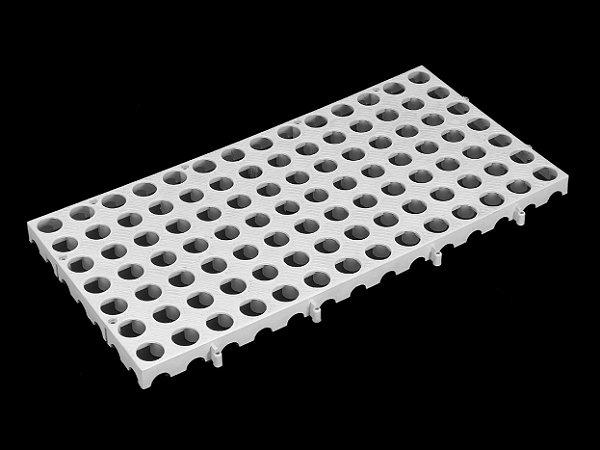 Estrado 50x25 branco