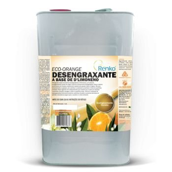 Eco orange desengraxante ECOR1L