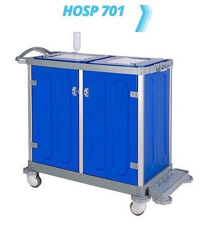 Carro hospitalar 701