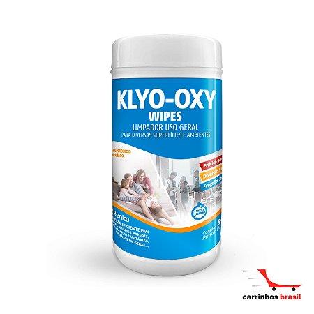 Lenço Umedecido - KLYO OXY WIPES