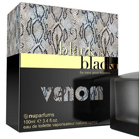 Black is Black - Venom - 100ml