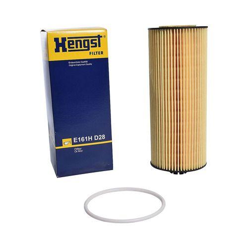 Filtro de óleo Hengst E161H D28 - MAN 07W115436