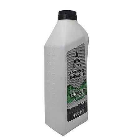 Aditivo radiador concentrado Tirreno Long Life - Etileno Glicol - Verde - Green XLI G411381Q0