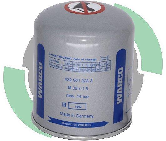 Filtro Secador Wabco PU 4329012232 - VW 2T2616787