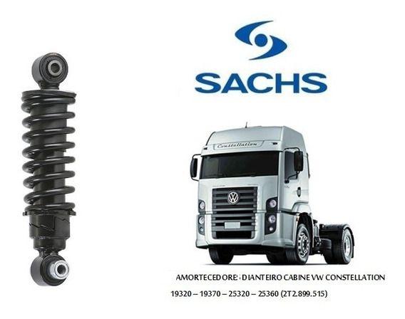 Amortecedor dianteiro de cabina Sachs 316802 2T2899515