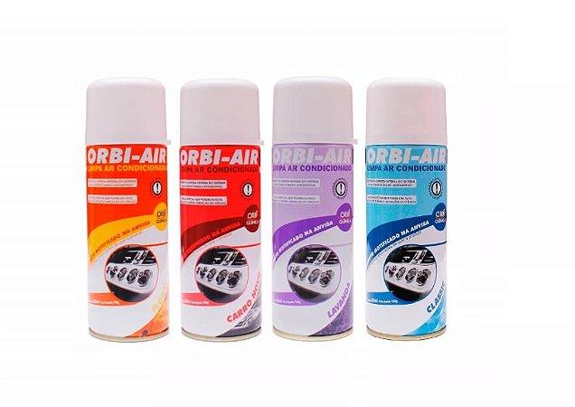 Granada higienização ar condicionado Orbi