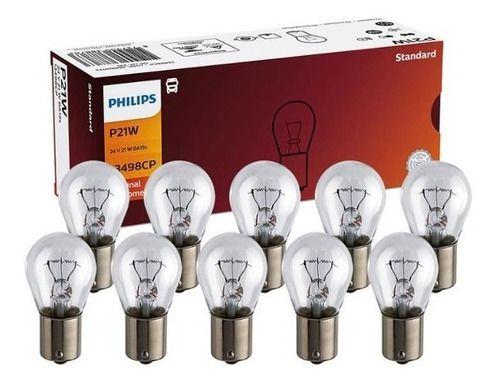 Lampada Philips 1141 24V21 W 2S2919040B (CAIXA COM 10 UNIDADES)