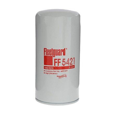 Filtro diesel Fleetguard FF5421 2R0127177B BG5X9155AA