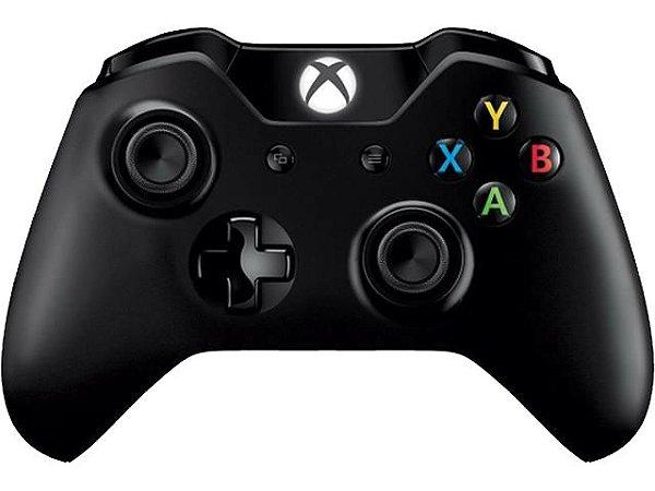 Controle Xbox One S Preto