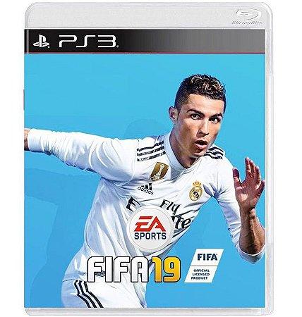 Fifa 19 - PS3 - Pré-venda - Lançamento para dia 28/09/2018