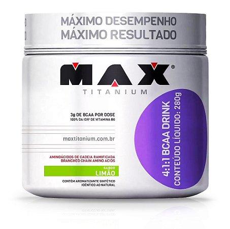 BCAA Drink 4:1:1 280 G - Max Titanium